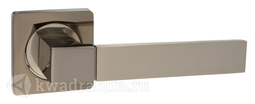 Дверная ручка PUERTO AL 521-02 BN/SN