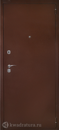 Дверь входная металлическая Аргус Lite 24