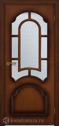 Межкомнатная дверь Матадор Аврора ДО макоре