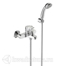 Смеситель для ванны/душа Vidima Некст с керамическим переключателем BA371AA