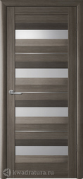 Межкомнатная дверь Фрегат Барселона серый кедр