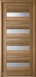 Межкомнатная дверь Фрегат Барселона Кипарис янтарный