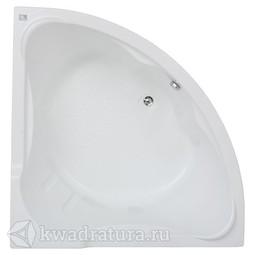 Акриловая ванна Бас Империал 150*150 БЕЗ ГИДРОМАССАЖА