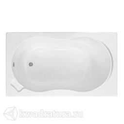 Акриловая ванна Бас Кэмерон 120*70 БЕЗ ГИДРОМАССАЖА