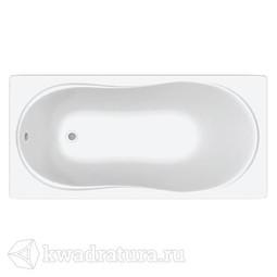 Акриловая ванна Бас Тесса 140*70 БЕЗ ГИДРОМАССАЖА