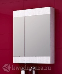 Зеркало-шкаф Aqwella Бриг В6 сосна магия Br.04.06/SM