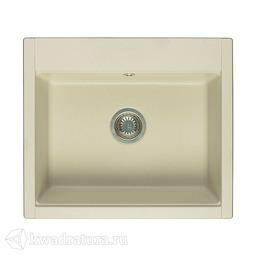 Кухонная мойка Aquaton Делия 60 (жемчуг) 1A715232LD240