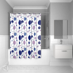 Шторка для ванной комнаты IDDIS Basic 200*240 см 240P24RI11