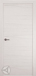 Межкомнатная дверь Океан de Vesta ясень белый жемчуг