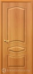 Межкомнатная дверь Дера Леона ДГ миланский орех