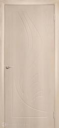 Дверь межкомнатная Дубрава Лилия ПГ беленый дуб