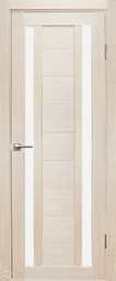 Дверь межкомнатная Дубрава Foret Тандем лиственница СТ матовое