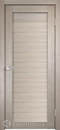 Межкомнатная дверь Velldoris (Веллдорис) Duplex 0 капучино, глухое