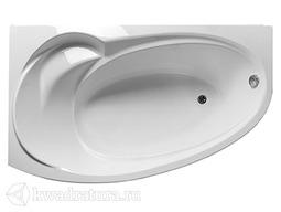 Акриловая ванна MarkaONE Julianna 170*100 левая/правая