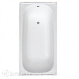 Стальная ванна White wave Optimo эмаль 170*70 см