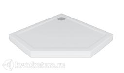 Акриловый поддон BAS Пандора (Диамант) PNT 100 100*100 см