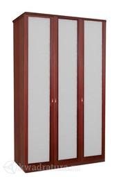 Шкаф трехстворчатый Валенсия с зеркалом 3 ЛД