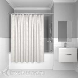 Шторка для ванной комнаты IDDIS Decor (жаккард) 180*200 см 490J200i11