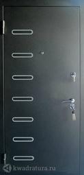 Дверь входная металлическая Форт 34