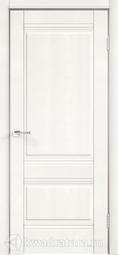 Межкомнатная дверь Velldoris (Веллдорис) ALTO 2P Эмалит белый, глухое