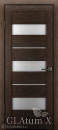 Межкомнатная дверь GreenLine Atum X-23 венге