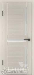 Межкомнатная дверь GreenLine Atum X-16 беленый дуб