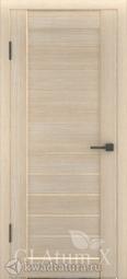 Межкомнатная дверь GreenLine Atum X-6 капучино