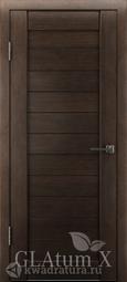Межкомнатная дверь GreenLine Atum X-6 венге