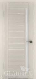 Межкомнатная дверь GreenLine Atum X-9 беленый дуб