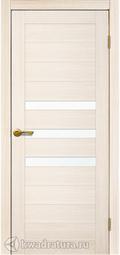 Межкомнатная дверь Матадор X3 белое дерево лайт