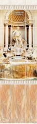 Стеновая панель ПВХ Novita Италия Венеция (панно состоит из 3 шт)