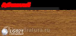 Плинтус Line Plast Дуб Жженый L021