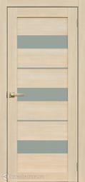Дверь межкомнатная Сибирь Профиль 200 ясень латте