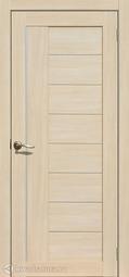 Дверь межкомнатная Сибирь Профиль 201 ясень латте