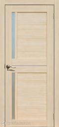 Дверь межкомнатная Сибирь Профиль 202 ясень латте