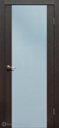 Дверь межкомнатная Сибирь Профиль 301 дуб мокко СО белое