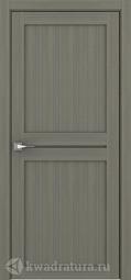 Межкомнатная дверь Дверной вопрос Life ПДГ 2109 Велюр Графит