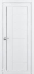 Межкомнатная дверь Дверной вопрос Life ПДГ 2110 Велюр Белый