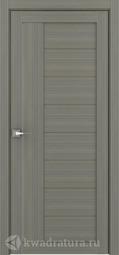 Межкомнатная дверь Дверной вопрос Life ПДГ 2110 Велюр Графит