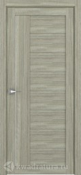 Межкомнатная дверь Дверной вопрос Life ПДГ 2110 Велюр Серый