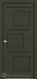 Межкомнатная дверь Дверной вопрос Life ПДГ 2180 Велюр Шоко