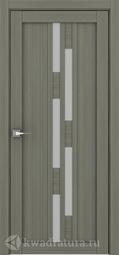 Межкомнатная дверь Дверной вопрос Life ПДО 2198 Велюр Графит
