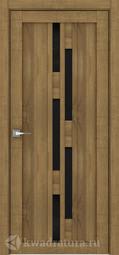 Межкомнатная дверь Дверной вопрос Life ПДО 2198ч Вельвет Орех