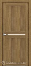 Межкомнатная дверь Дверной вопрос Life ПДО 2109 Вельвет Орех