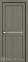Межкомнатная дверь Дверной вопрос Life ПДО 2109 Велюр Графит