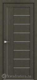 Межкомнатная дверь Дверной вопрос Life ПДО 2110 Велюр Шоко