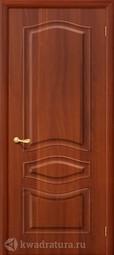 Межкомнатная дверь Дера Леона ДГ итальянский орех