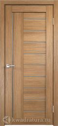 Межкомнатная дверь Велдорис Linea 3 золотой дуб