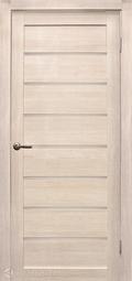 Дверь межкомнатная Дубрава Foret Light Линия лиственница кремовая СТ матовое