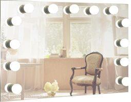 Зеркало Континент Гримёрное Антураж с подсветкой 90